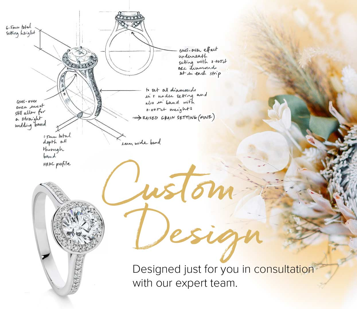 Custom Design Jewellery At Keoghan's Showcase Jewellers