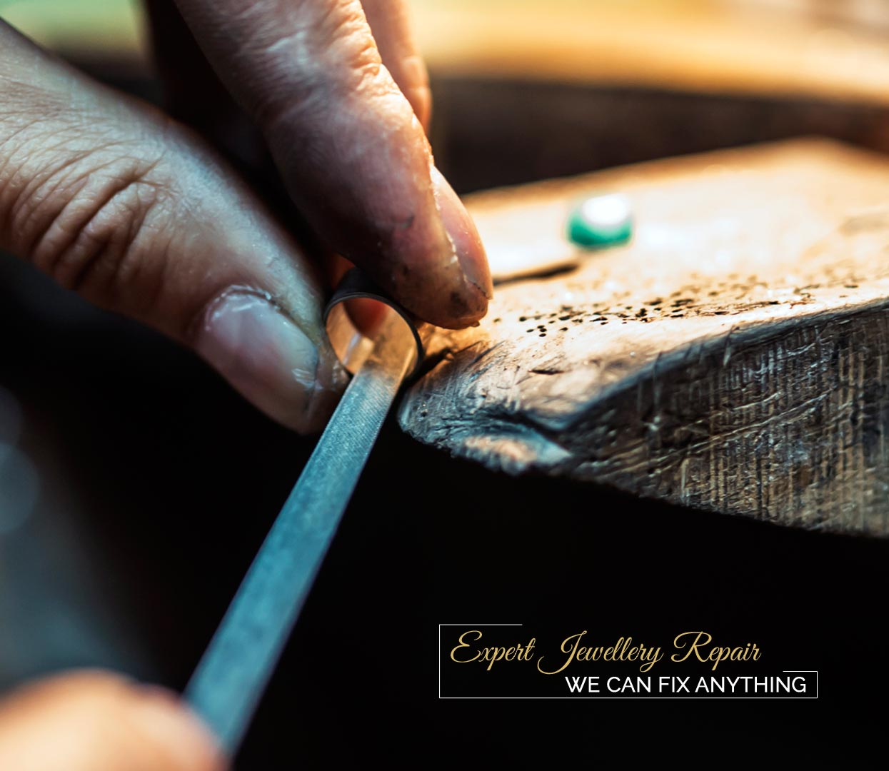 Jewellery Repair Services Available At Keoghan's Showcase Jewellers