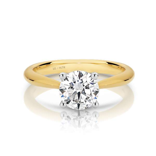 <p>ALTR Created Diamond Solitaire </p><p>AUD $7599.00</p>