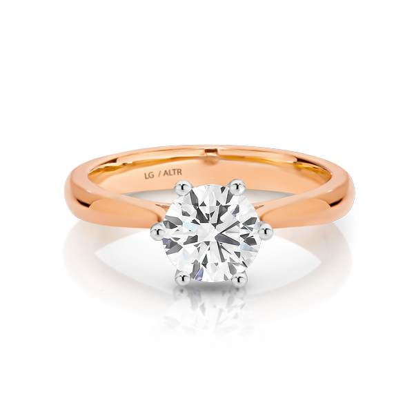 <p>ALTR Created Diamond Solitaire </p><p>AUD $15999.00</p>